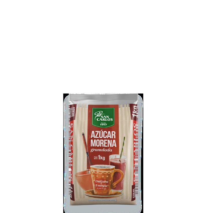 Azúcar Morena San Carlos 1kg