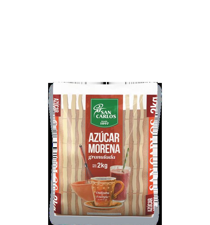 Azúcar Morena San Carlos
