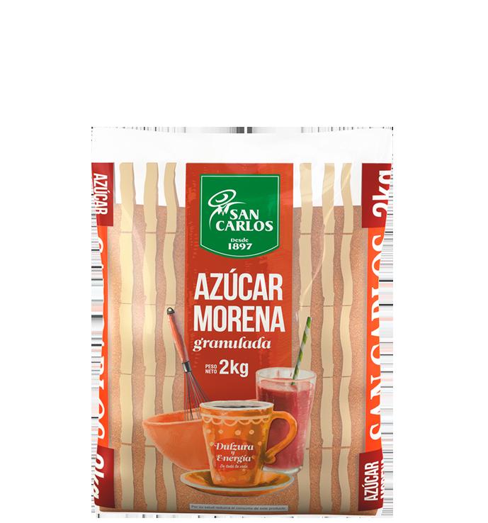 Azúcar Morena San Carlos 2kg