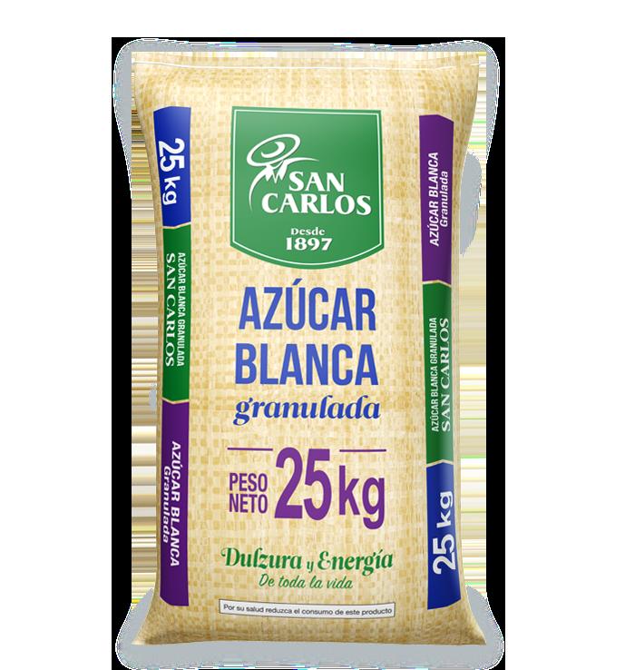 Azúcar Blanca 25kg
