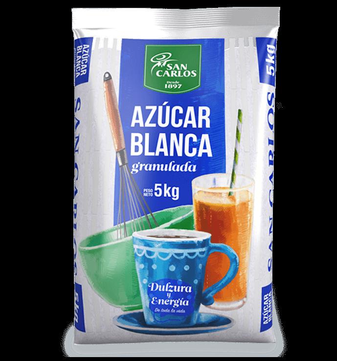 Azúcar Blanca San Carlos 5kg