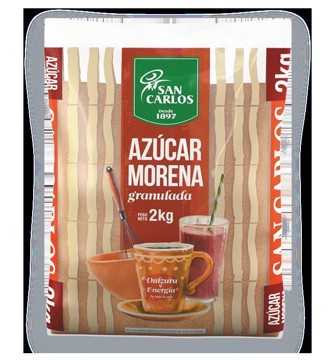 San Carlos Raw Sugar