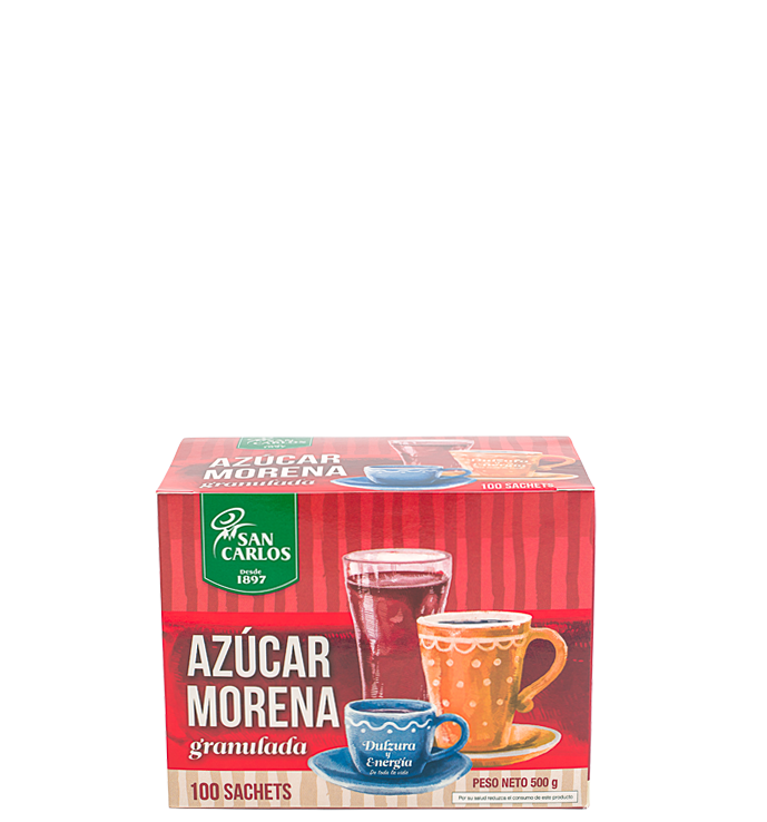 Azúcar Morena San Carlos Display
