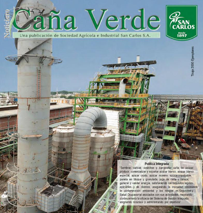 Revista Caña Verde Abr 2014