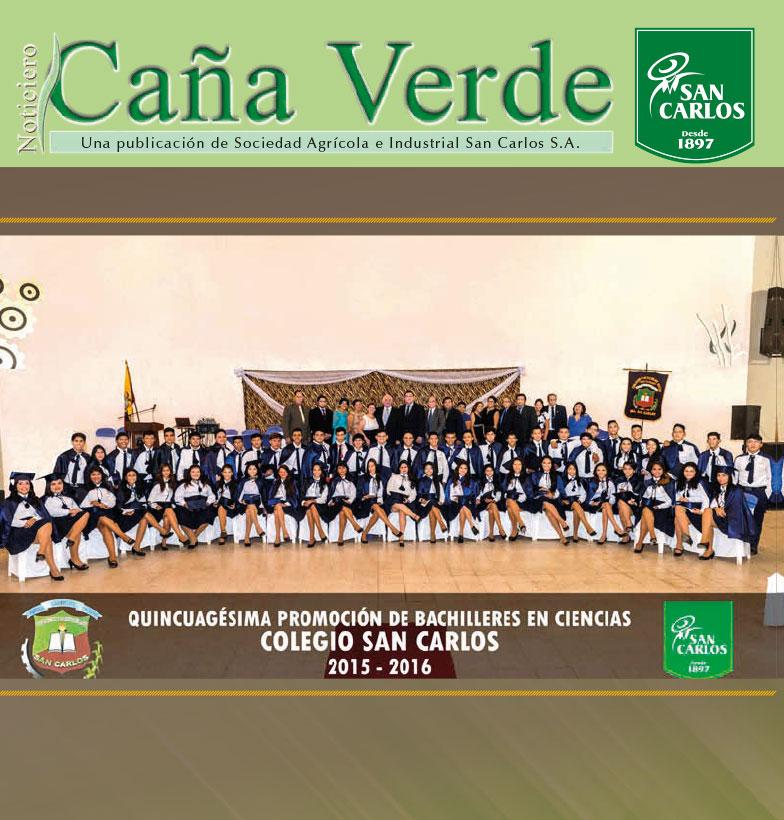 Revista Caña Verde Abr 2016