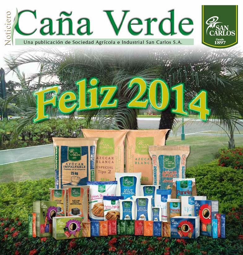 Revista Caña Verde Dic 2013