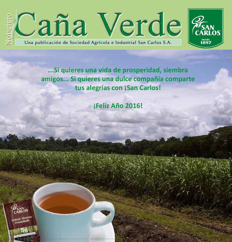Revista Caña Verde Dic 2015 – Ene 2016