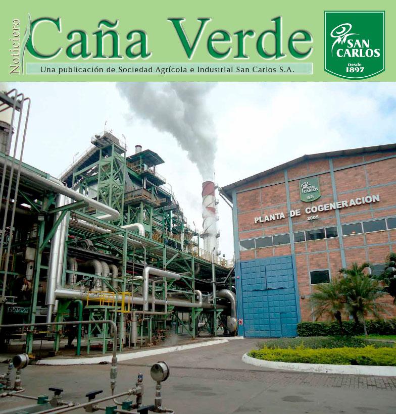 Revista Caña Verde Ene 2015
