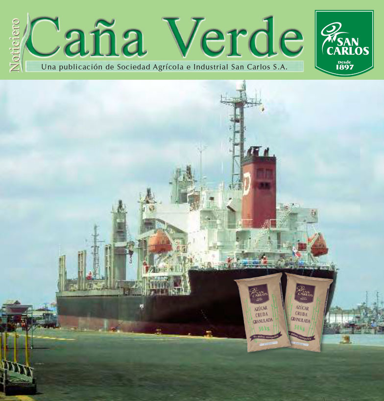 Revista Caña Verde May 2015