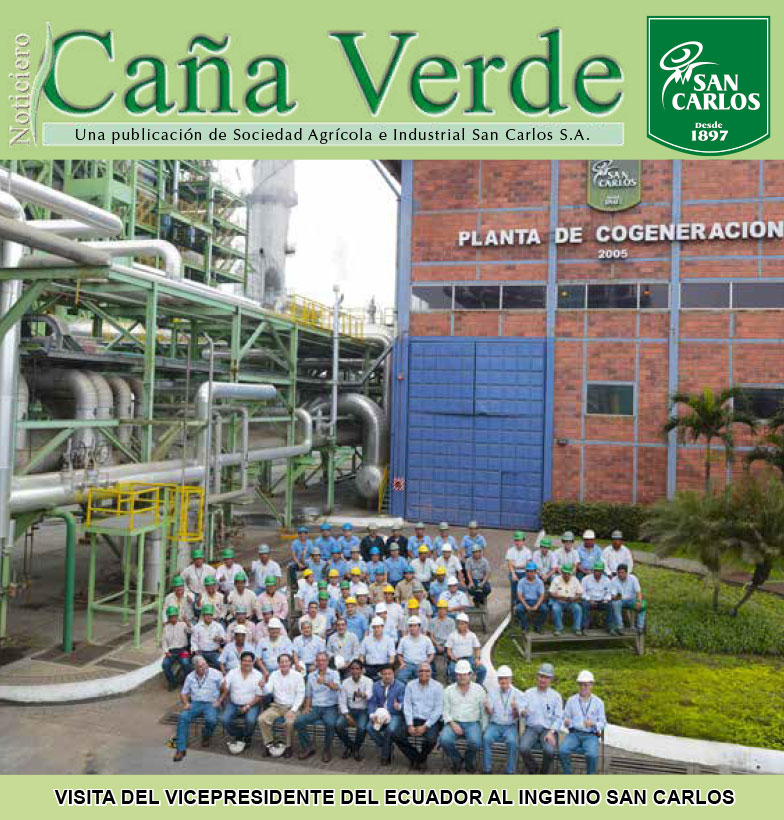 Revista Caña Verde Oct 2015