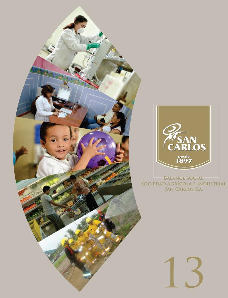 Sustainability Memoir 2013