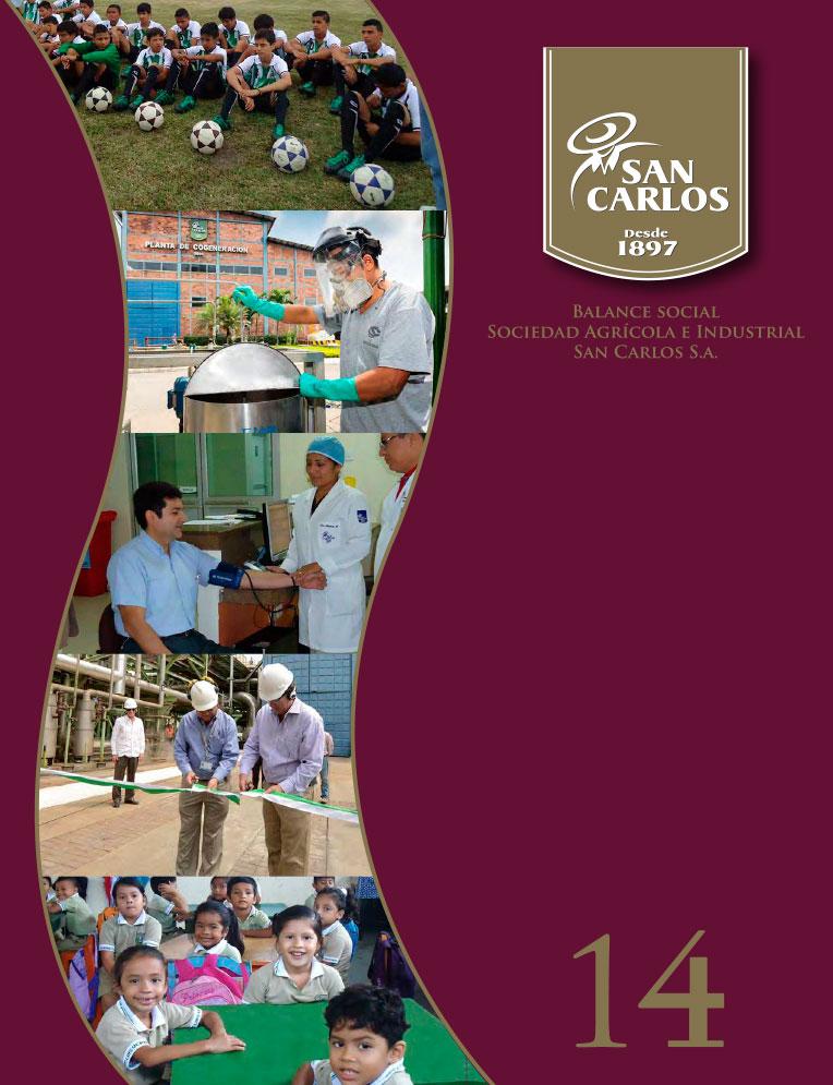 Sustainability Memoir 2014