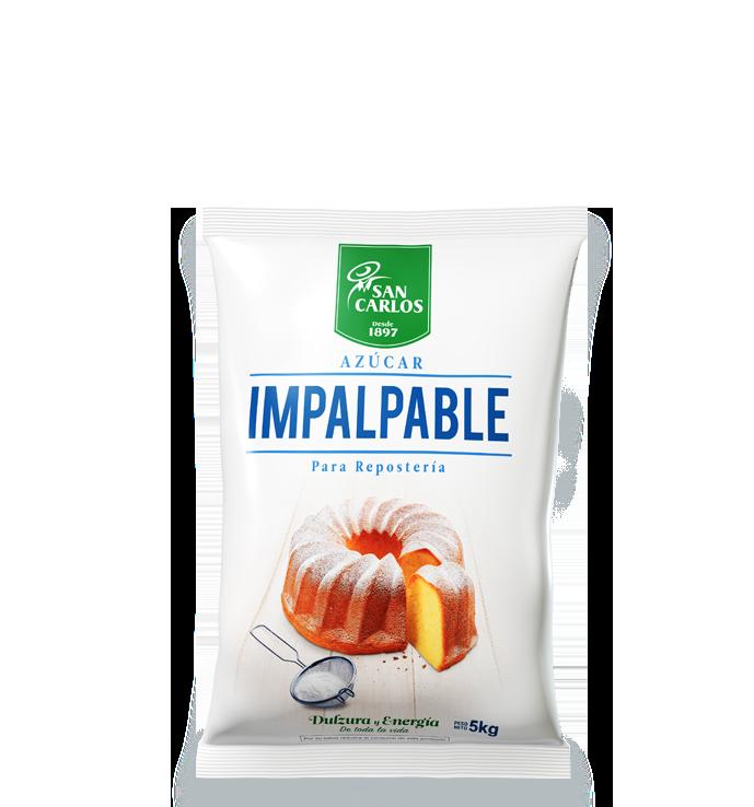 Azúcar Impalpable San Carlos 5kg