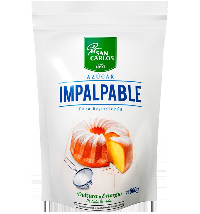 Azúcar Impalpable San Carlos 500g