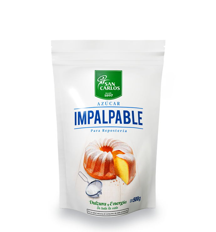 Azúcar Impalpable San Carlos