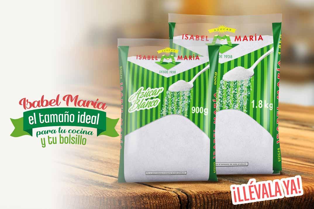 Azúcar Isabel María
