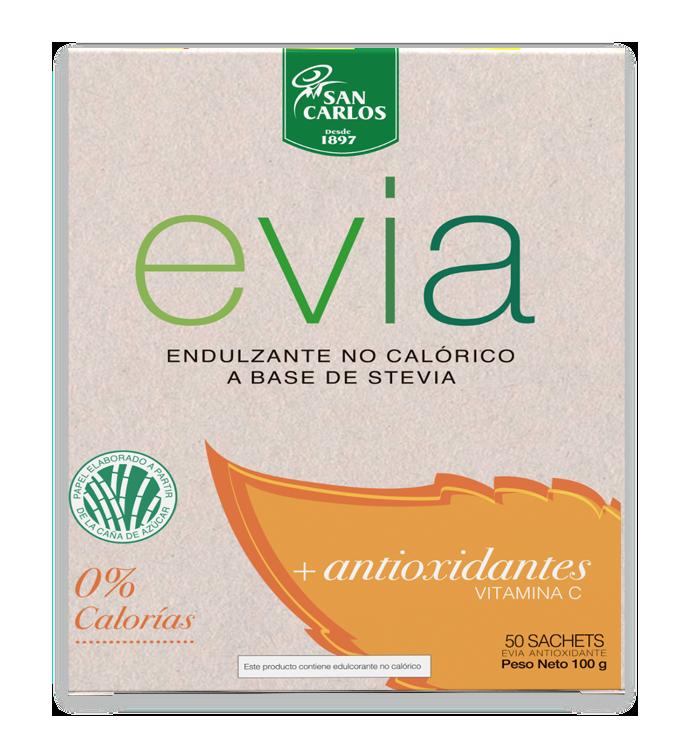 evia + antioxidantes