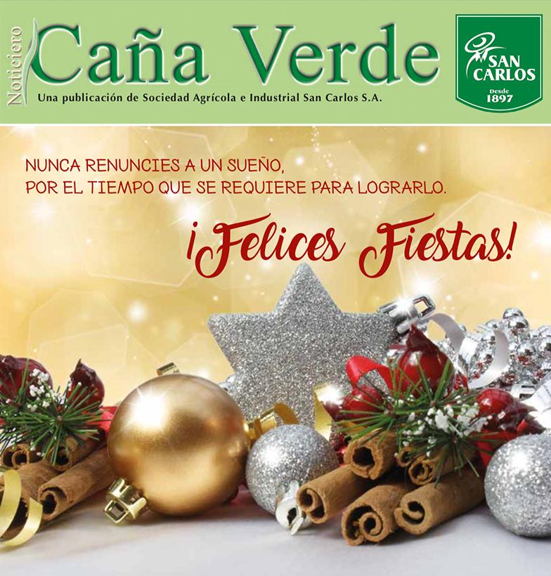 Caña Verde Dec 2019 Issue