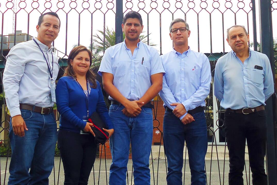 La Seguridad y Salud en el Trabajo le otorga a San Carlos nueva certificación