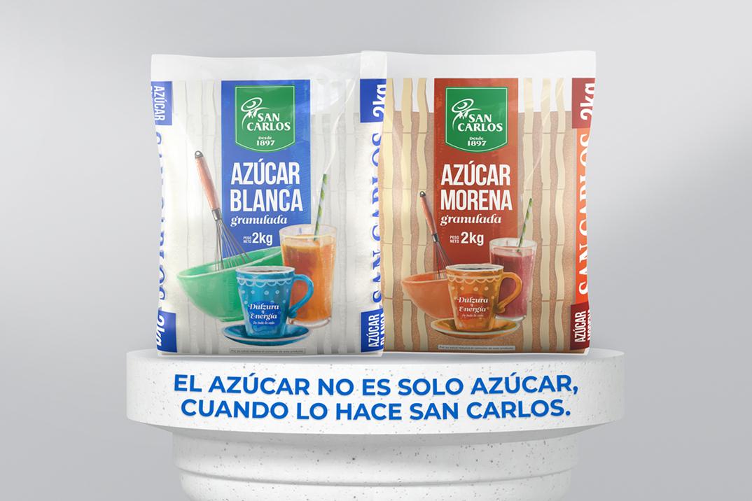 Azúcar San Carlos líder de su categoría en el ranking de Revista Ekos
