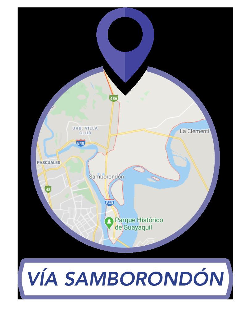 Vía Samborondón