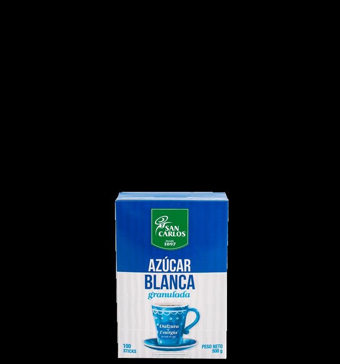 Azúcar Blanca San Carlos Sticks