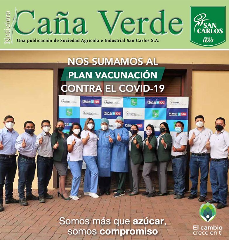 Revista Caña Verde Agosto 2021